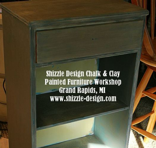 September 14 Shizzle Style Furniture Paint workshops Grand Rapids michigan how to diy  chalk clay paint 15