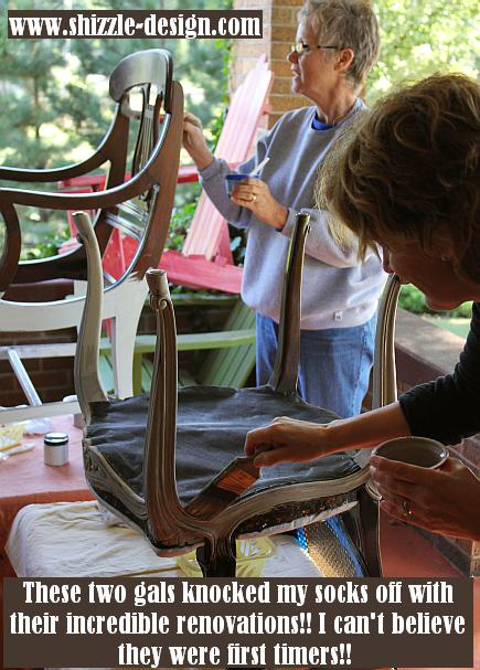 September 14 Shizzle Style Furniture Paint workshops byron center michigan how to diy chair cece caldwell's Young Kansas Wheat Mesa Sunset 1