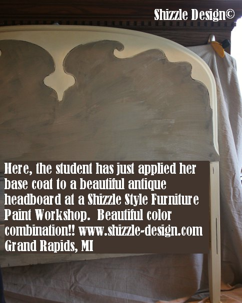 September 14 Shizzle Style Furniture Paint workshops byron center michigan how to diy headboard cece caldwell Young Kansas APC Home Plate 1