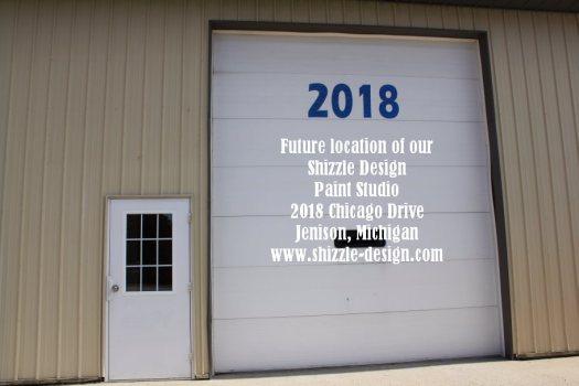 shizzle design paint studio 2018 Chicago Drive Jenison MI  designing 7