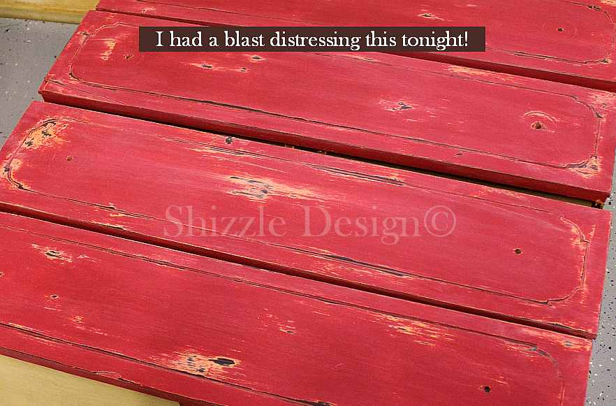 Fireworks Red Shizzle Design Paint Studio American Paint Company Highboy  Chalk Clay Dresser Best Ideas Tips