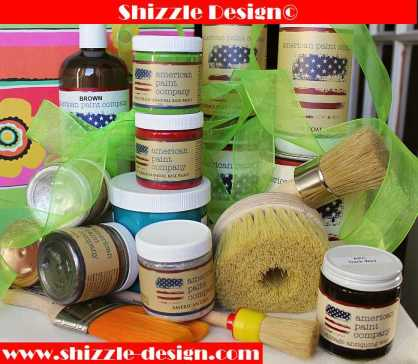 American Paint Company's products shizzle design grand rapids michigan