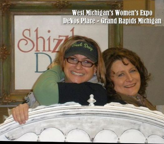 2014 West Michigan's Women's Expo Shizzle Design painted furniture American Paint company chalk clay mineral Paints 2018 Chicago Dr Jenison, MI  49428 DeVos Grand Rapids 27 - Copy - Copy - Copy