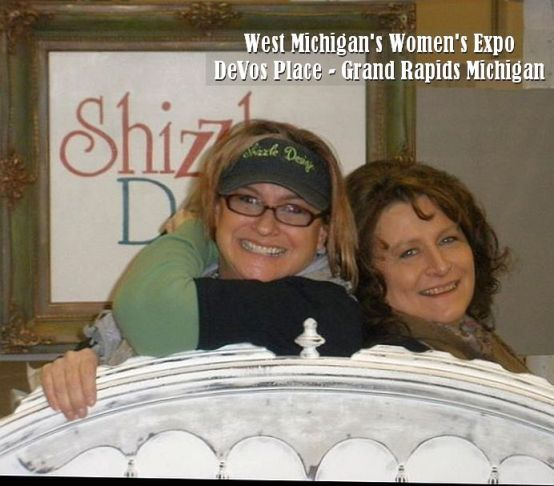 2014 West Michigan's Women's Expo Shizzle Design painted furniture American Paint company chalk clay mineral Paints 2018 Chicago Dr Jenison, MI  49428 DeVos Grand Rapids 27 - Copy - Copy - Copy