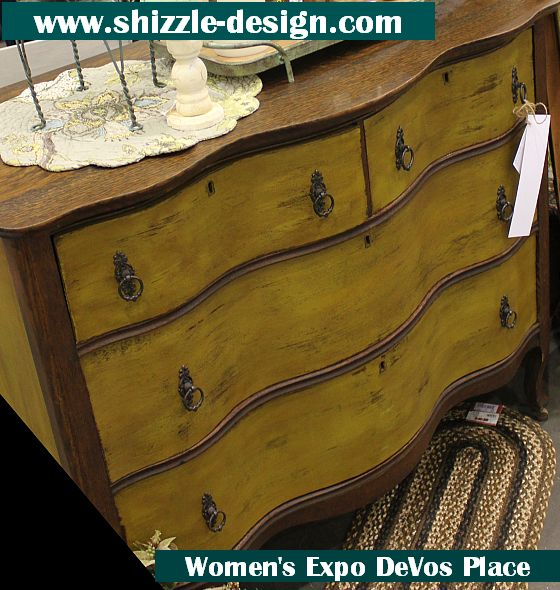 waistcoat dresser shizzle design women's expo devos place grand rapids mi