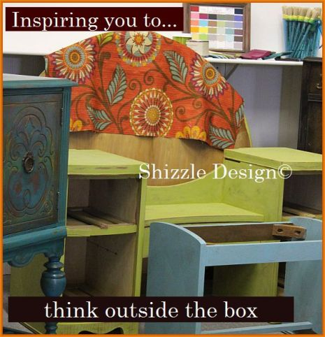 Shizzle Design painted furniture American Paint Company's Chalk Clay Paints Ideas Tips Retailer Where to Buy Michigan Online Shop