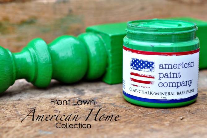 American Home Collection - Front Lawn