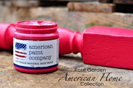 American Home Collection - pinky red
