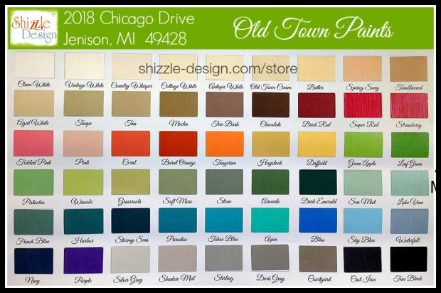 Old Town Paints Shizzle Design smooth american paint company chalk paint retailer grand rapids michigan best colors chart annie sloan cece caldwell american paint company painted furniture