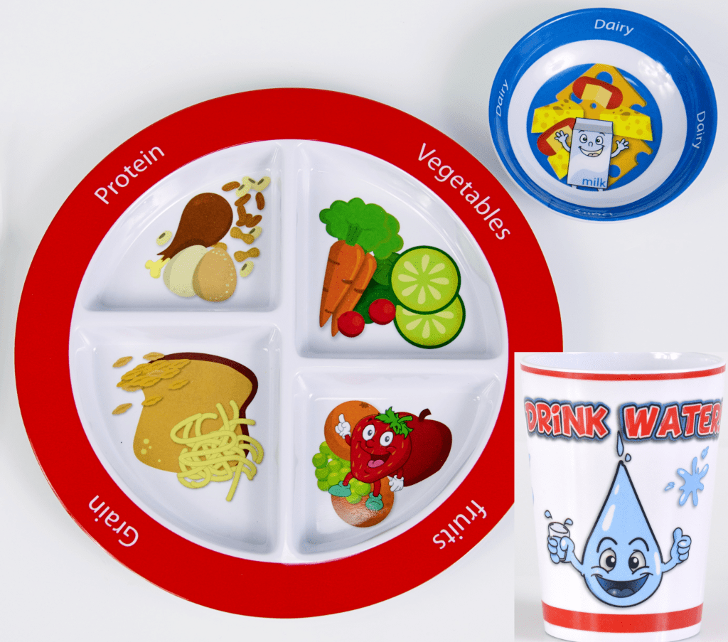 8 Myplate Lesson Ideas For K 2nd Grade