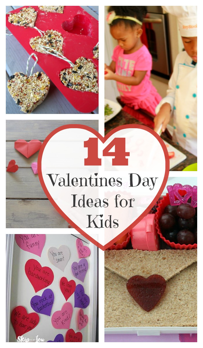14 Fun Ideas For Valentines Day With Kids Healthy Ideas