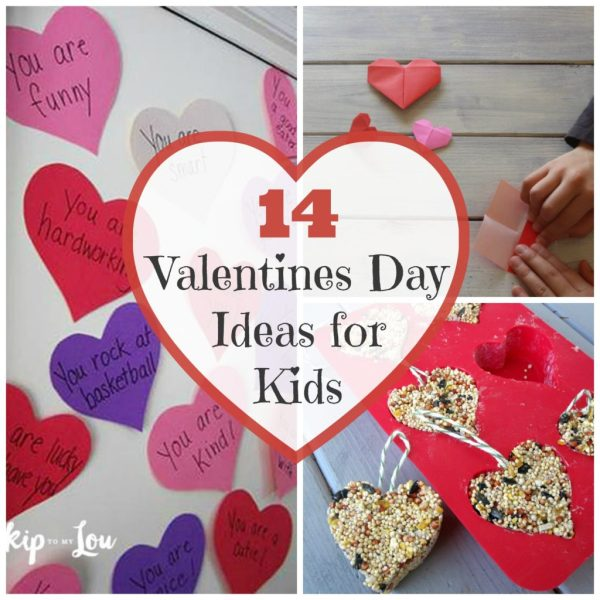 14 Fun Ideas for Valentine's Day with Kids   Healthy Ideas ...