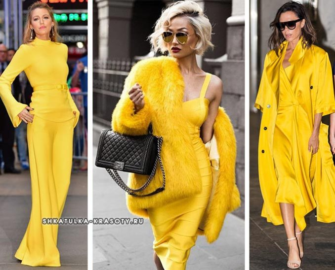 who is going yellow