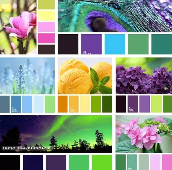 ЗЕЛЕНЫЙ цвет в одежде - 350 фото, сочетание   Шкатулка красоты