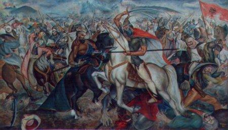 Betejë e Gjergj Kastriotit