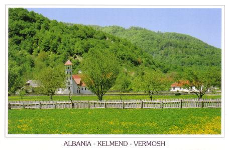 Pamje nga Kelmendi, Vermosh