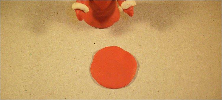 Пеллет-қызыл-пластилин