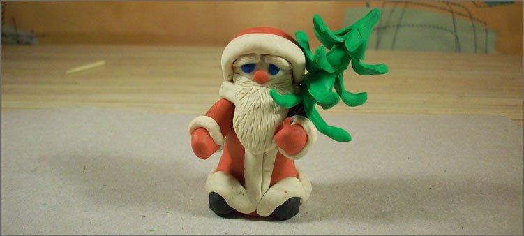 Санта-Мороз-С-Рождество