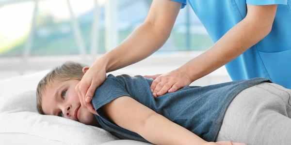 Детский лечебный медицинский массаж - особенности ...