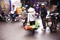 Hanoi - heavy load