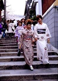 Japan - kimonos
