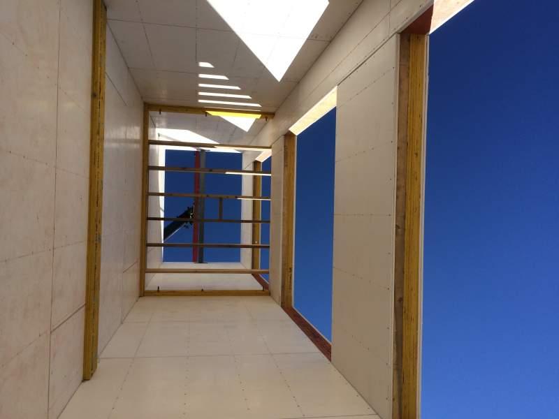 SHLD Elevator Shaft Building System