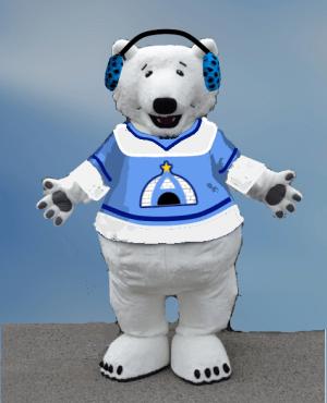 Petey the Polar Bear