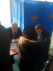 Прием депутата Николая Похиленко