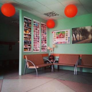 """Красные шары """"Апельсинчика"""""""