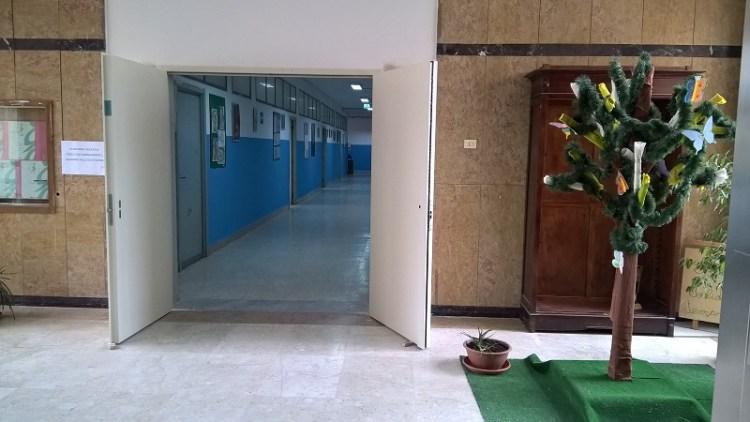 Scuola Corso Cossiga - Sassari