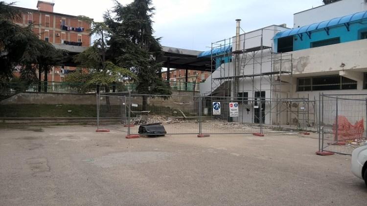 Scuola Via Bottego - Sassari