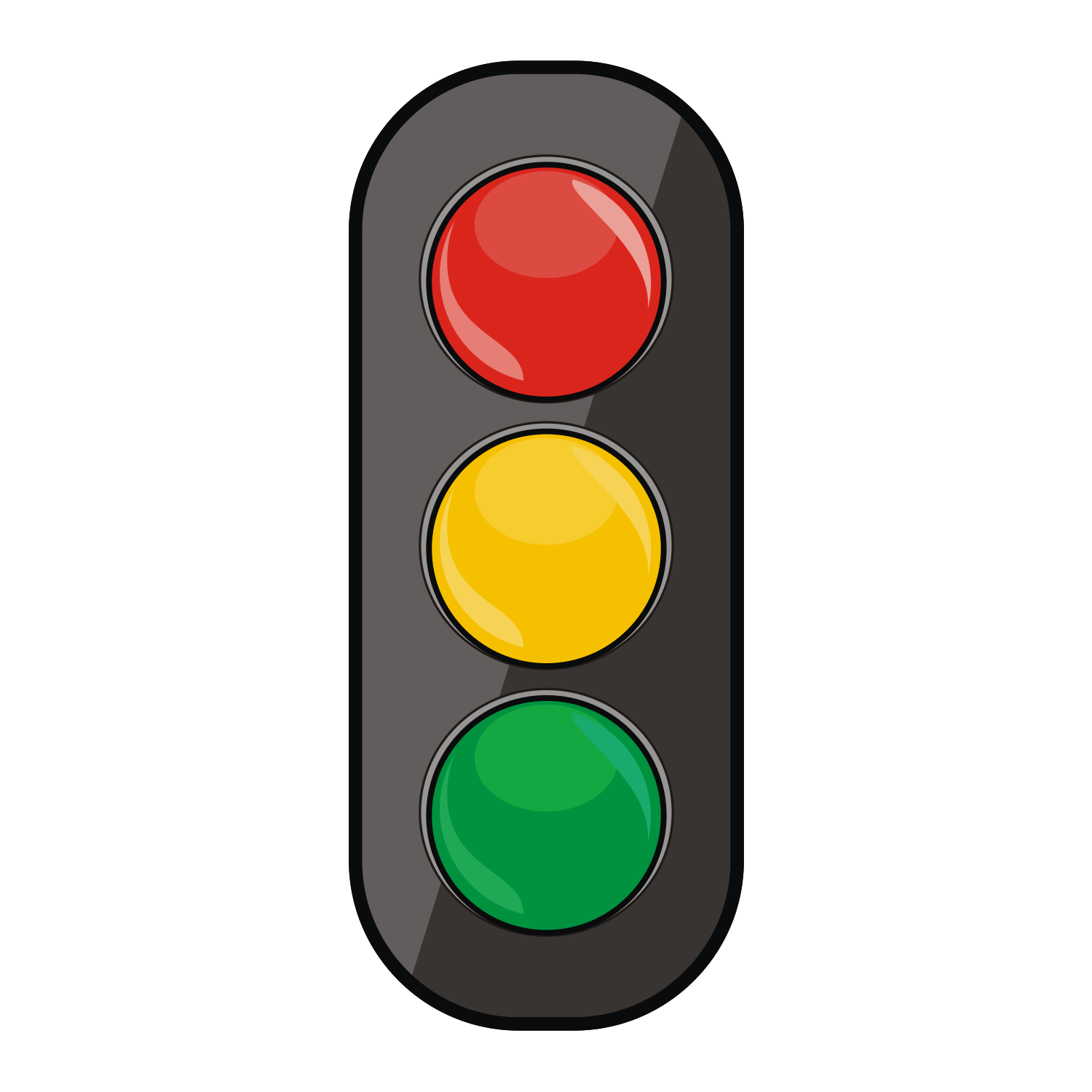 Vector For Free Use Traffic Lights