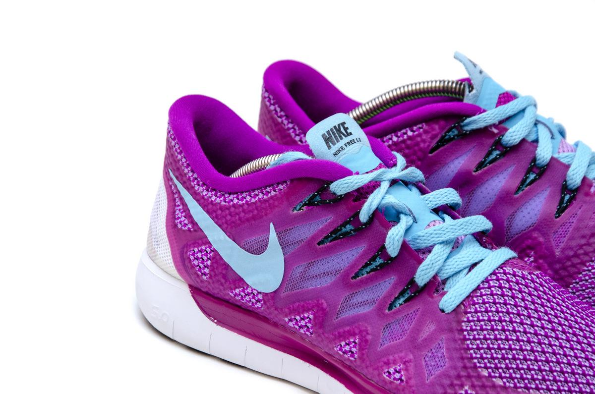 Кроссовки Nike Free 5. 0. Стелька 24 см
