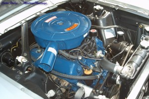 Ford Mustang Photo Gallery: 1965 GT 289 engine | Shnack