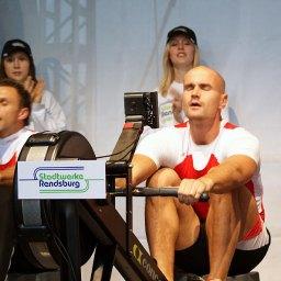 Die polnische Mannschaft beim Stadtwerke-Ergo-Cup