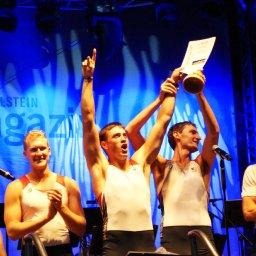 Team USA gewinnt den Stadtwerke-Ergo-Cup 2013