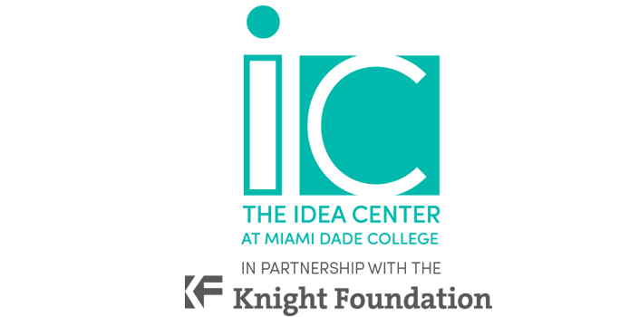 Knight Foundation - The Idea Center at Miami Dade College In Partnership with the Knight Foundation and Shngli Part of Miami Dade College Startup Challenge