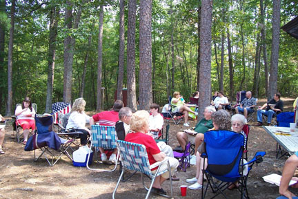 2005 Labor Day Singing - 2