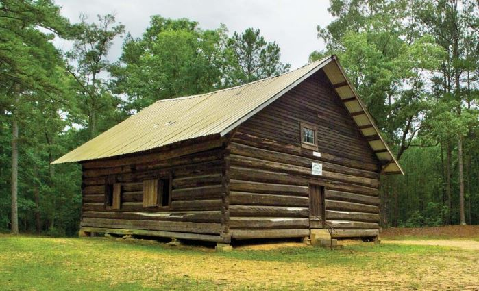Alabama Heritage Magazine article on Shoal Creek Church
