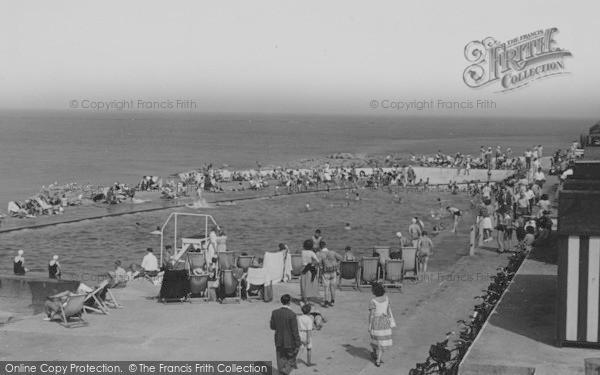 Shoasltone Pool c1950