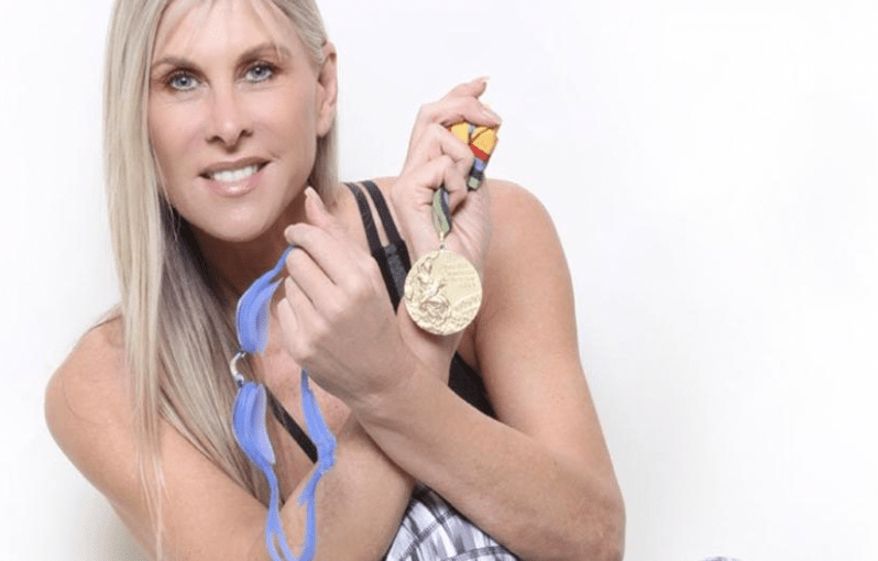 Sharron Davies, Olympic Medallist, to open Shoalstone Pool