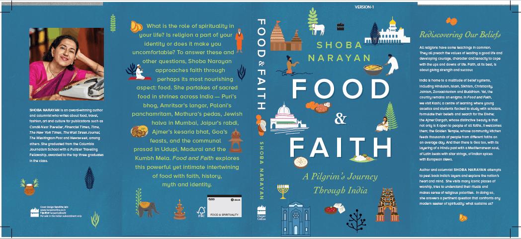Food and Faith full cover