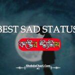 Best Sad Quotes & Status in Bengali
