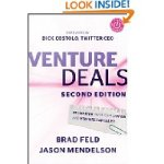 Book cover - Venture Deals