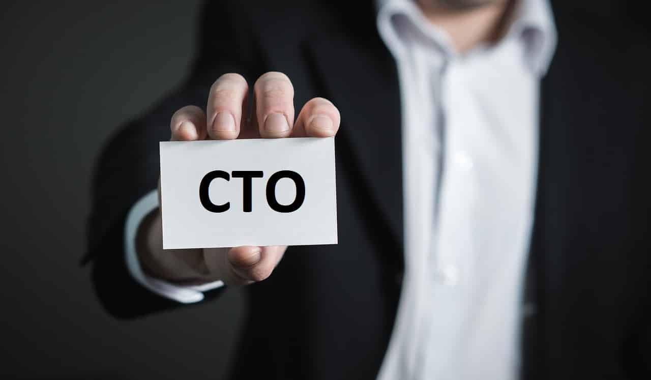 startup CTO title