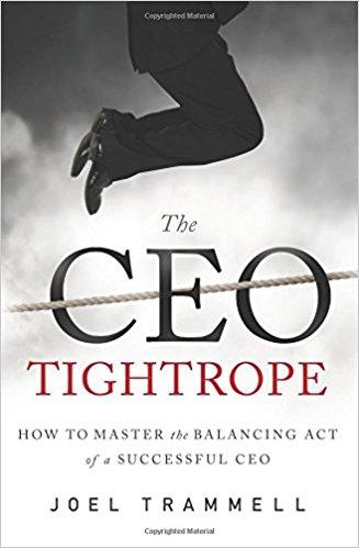 The CEO Tightrope