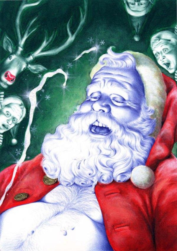 Cary-Kwok-2009---Here-Cums-Santa
