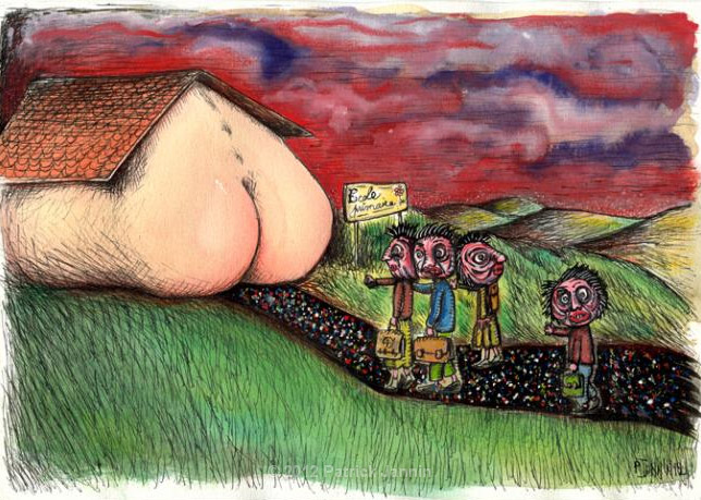 Le Chemin des Innocents - 2012