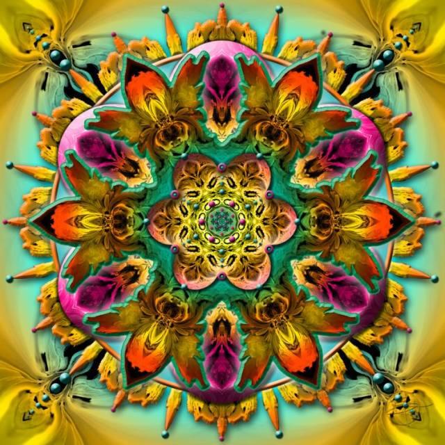 Nano Bug City by Karen Hochman Brown
