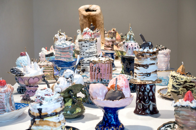 PØST: Kamikaze – Let Me Eat Cake July 14, 7-9pm Curated by Kristine Schomaker
